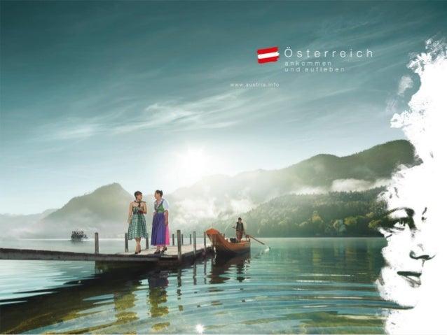 Sommerglücksmomente  Die Marketingkampagne der Österreich Werbung in Italien 2015  denise.mielniczek@austria.info  Die wic...