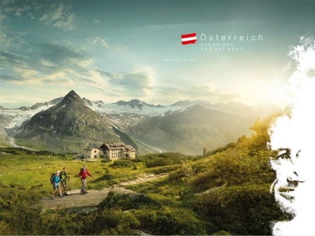Sommerglücksmomente  Die Marketingkampagne der Österreich Werbung in Tschechien 2015  Michaela.Holmanova@austria.info  Die...