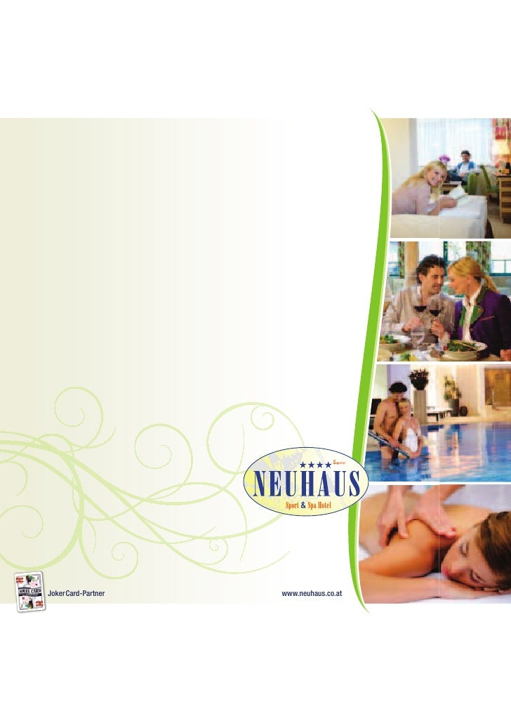 Joker Card-Partner   www.neuhaus.co.at