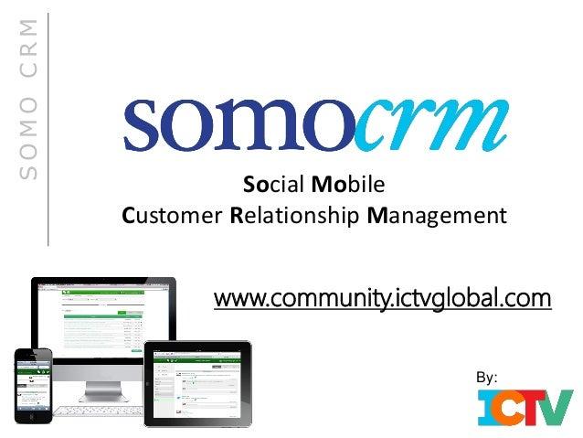 Social Mobile CRM