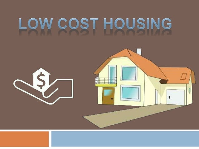How To Build Low Cost House