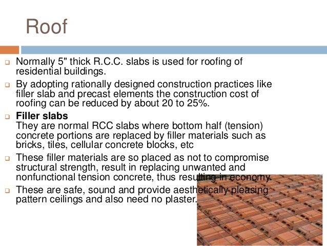 low cost construction techniques pdf