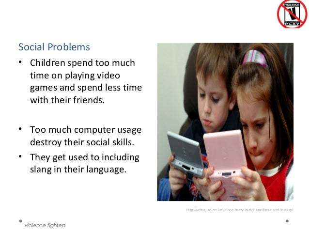 How do video games affect social interaction?