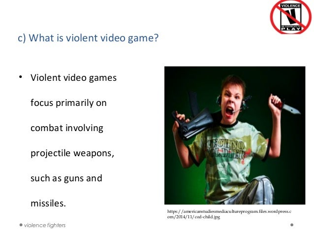 violence from video games essay