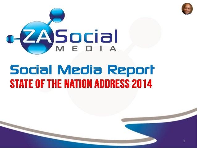 Social Media Report X  1