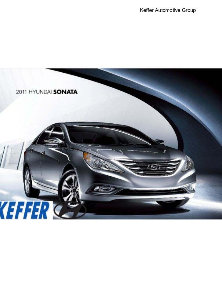 2011 Hyundai Sonata-Evidence Manual