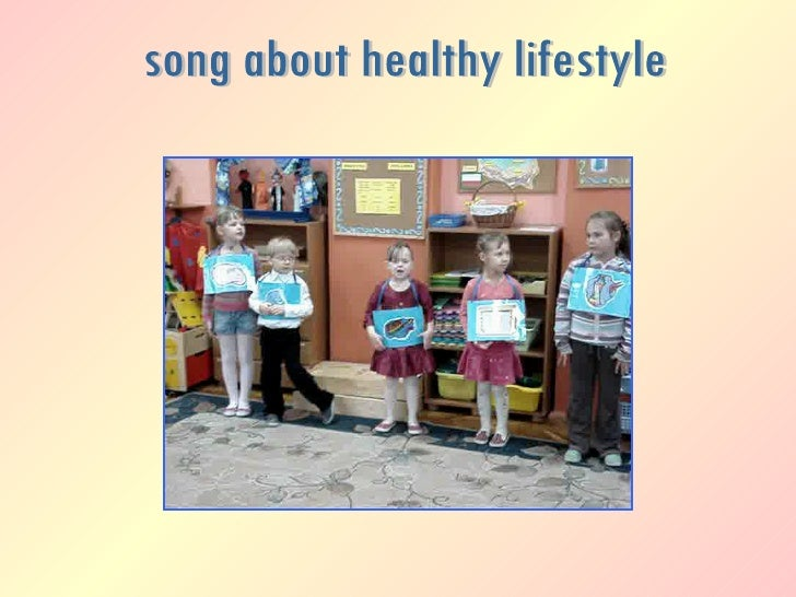 song about healthy lifestyle