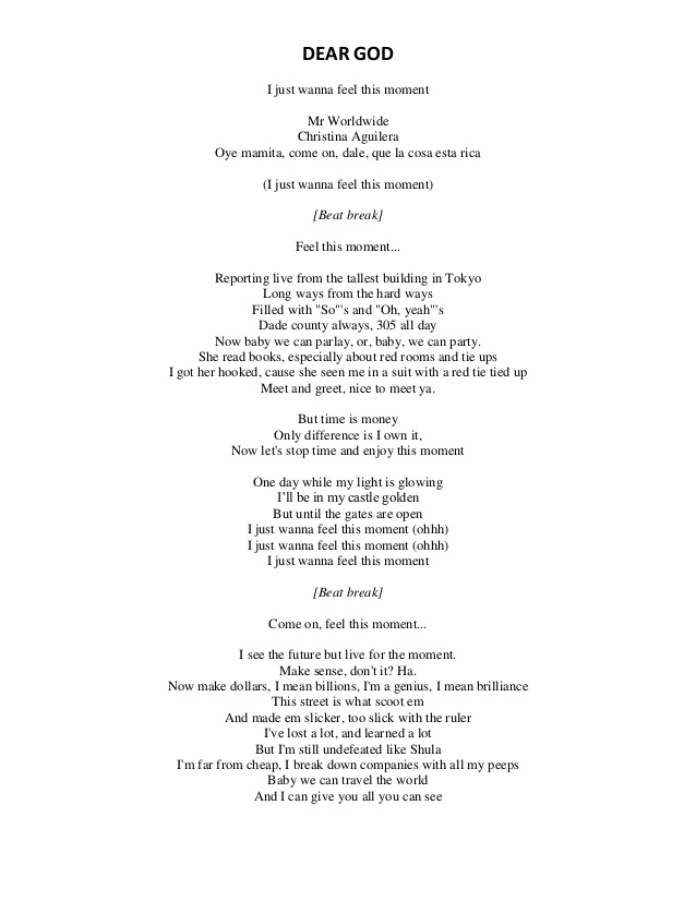 Suit a d tie lyrics