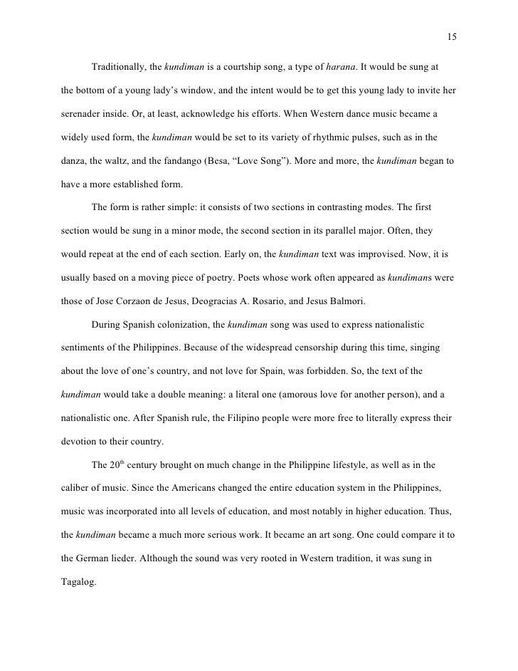 essay about my celebrity idol artist