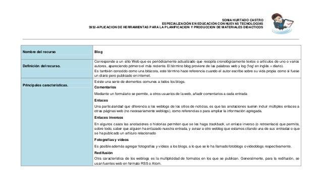 SONIA HURTADO CASTRO                                                                     ESPECIALIZACIÓN EN EDUCACIÓN CON ...