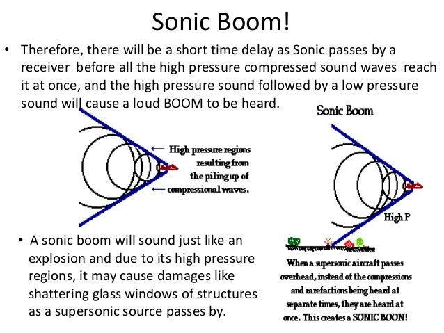 story explosion sounds only sonic boom