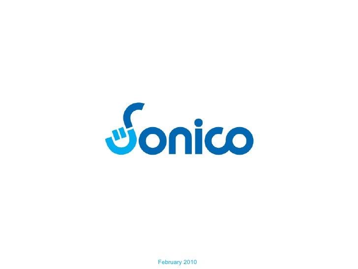 Sonico   Mediakit (V4,4)   En
