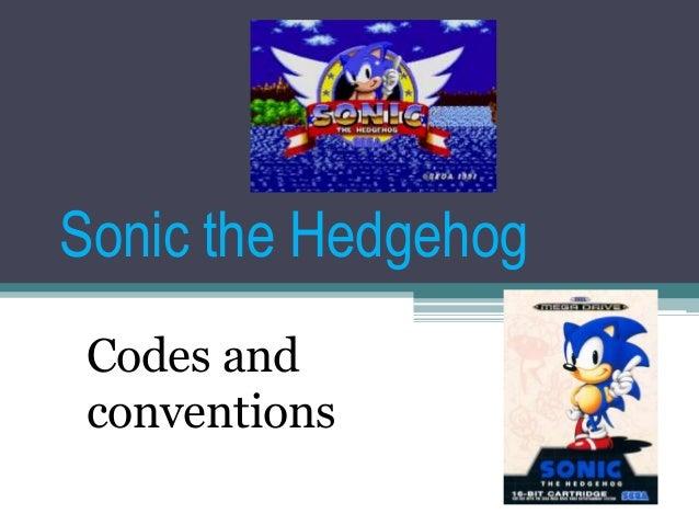 Sonic the hedgehog c&c