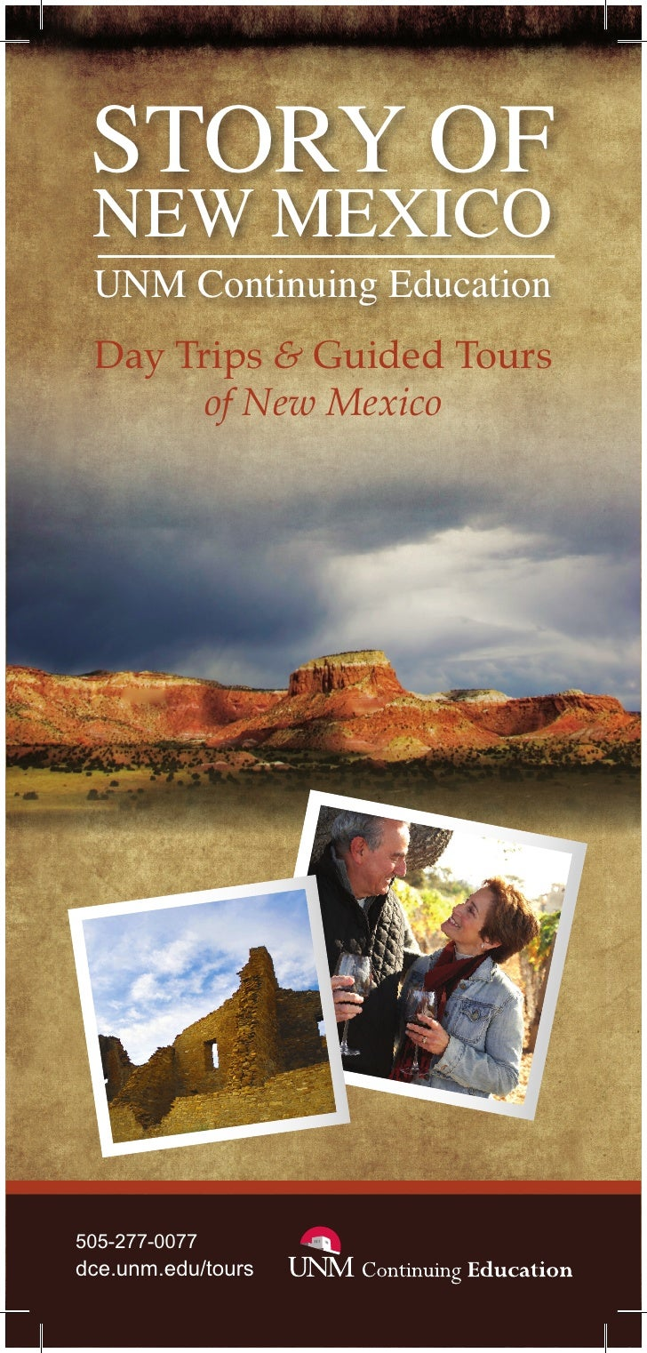 The Story of New Mexico