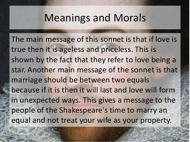 Shakespeare sonnet 116 analysis essay