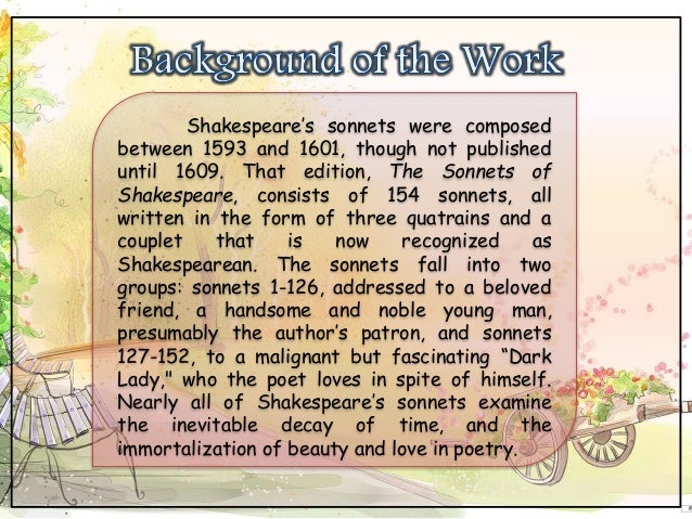 shakespeares definition of love essay