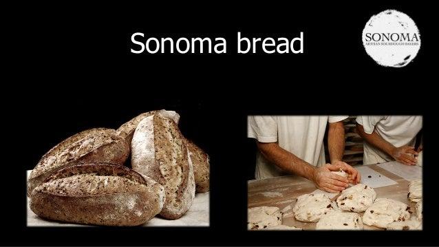 Sonoma bread 20140617
