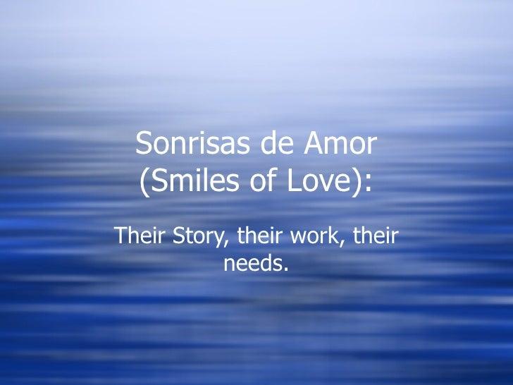 Sonrisas De Amor
