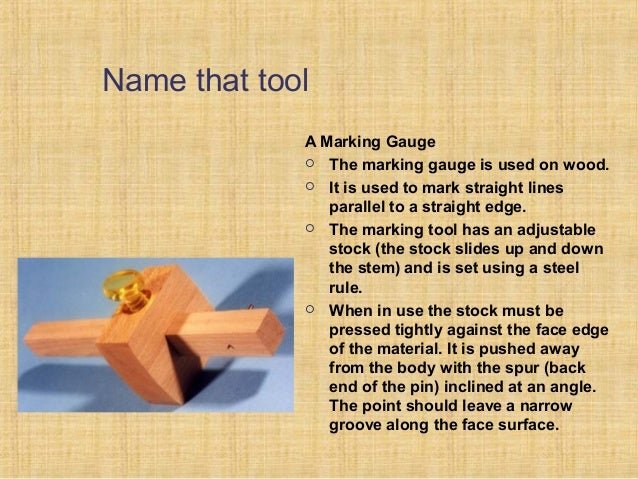 Carpentry Tools And Their Uses With Pictures Ppt on wood joints and ...