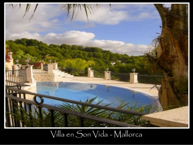 Villa en son vida mallorca for Villas vida plena cd victoria