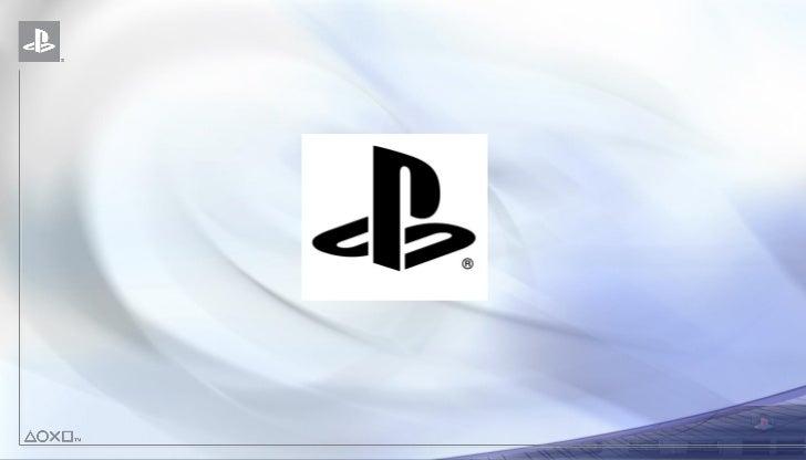 Sony Presentation