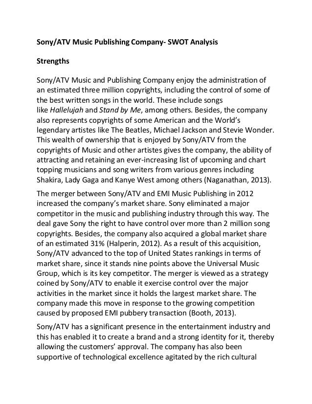 company essay