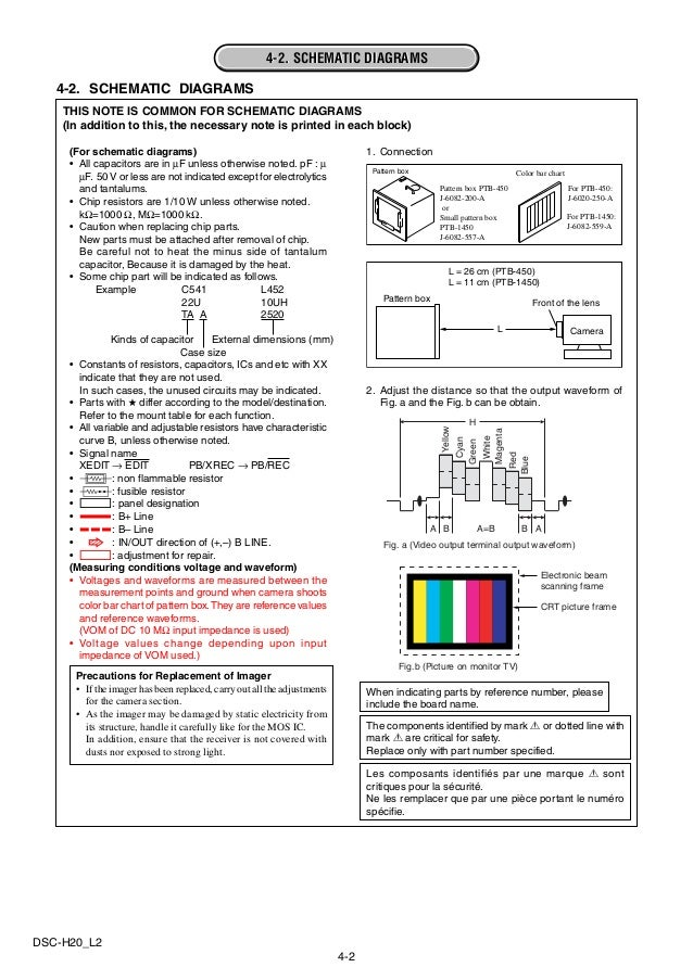 Sony dsc h20 service manual level 2 ver 1.1 2009.04 rev-1