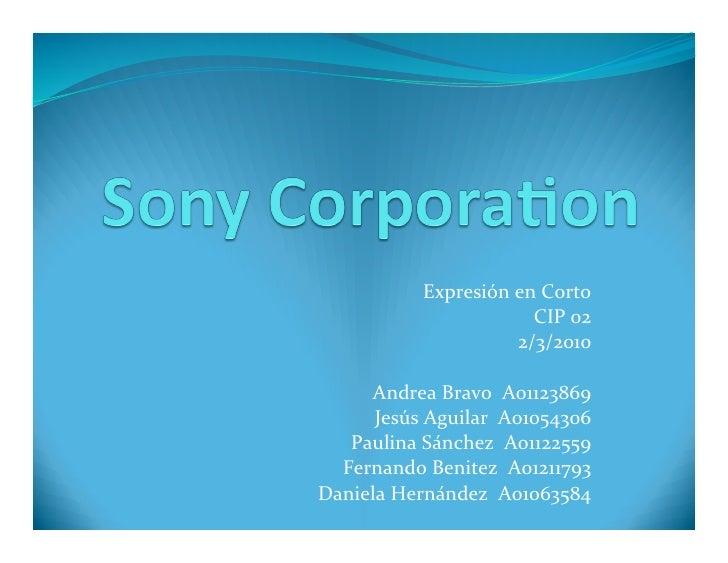 ExpresiónenCorto                        CIP02                      2/3/2010       AndreaBravoA01123869       Jes...