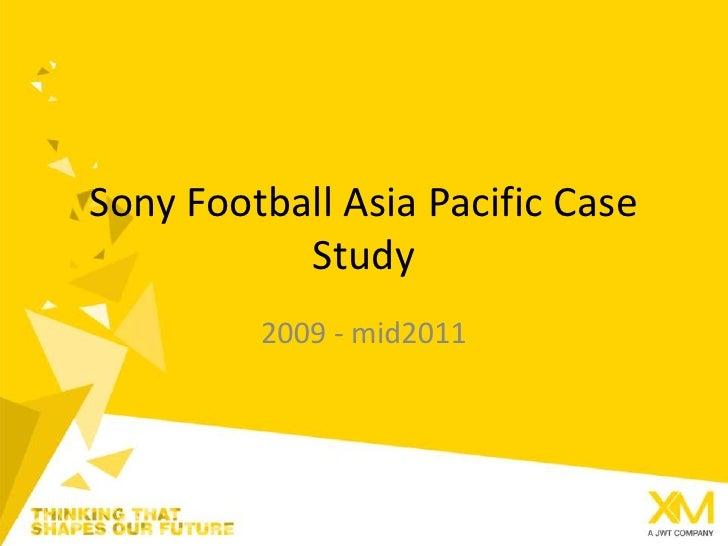 Sony Aibo Case Study