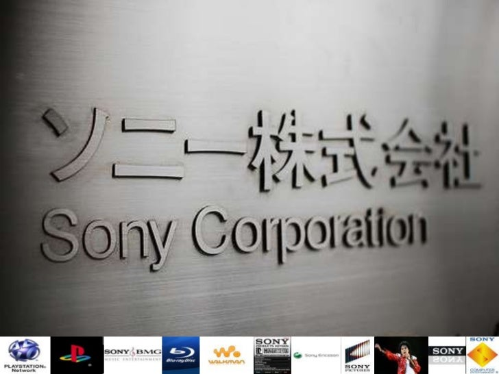 Sony new    group