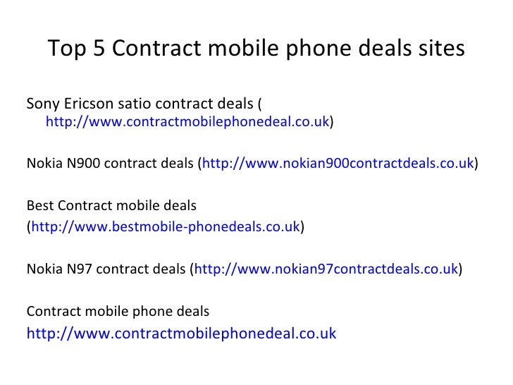 Nokia n900 contract mobile phone deals