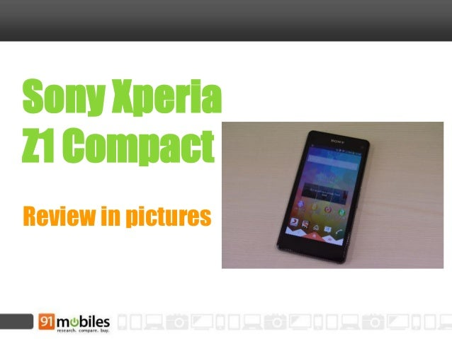 Sony Xperia Z1 Compact Review in pictures