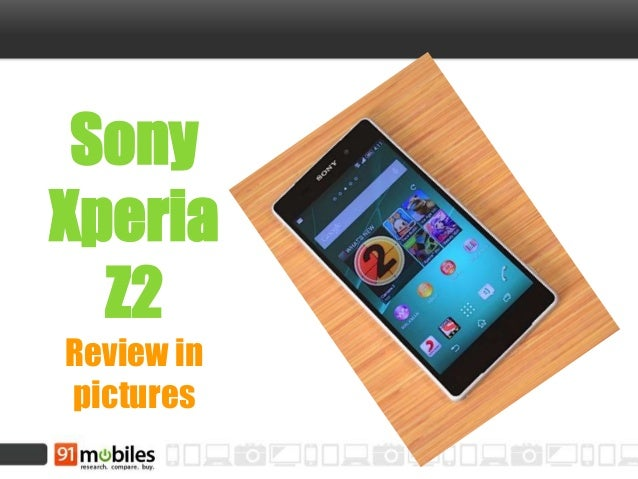 Sony Xperia Z2 Review in pictures