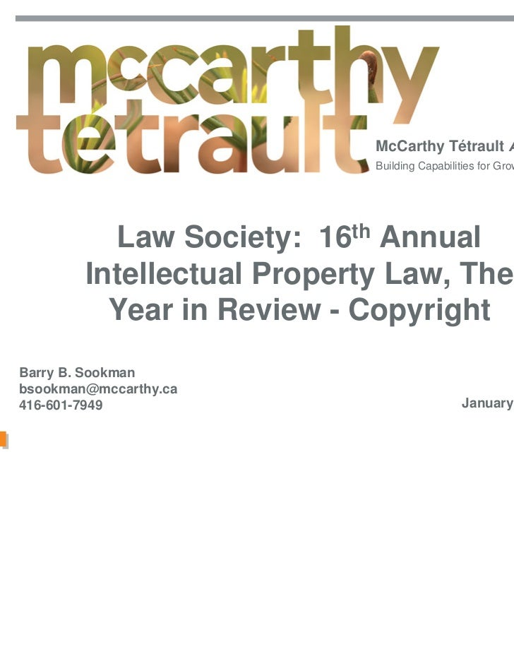 Sookman law society_copyright_2012_conference