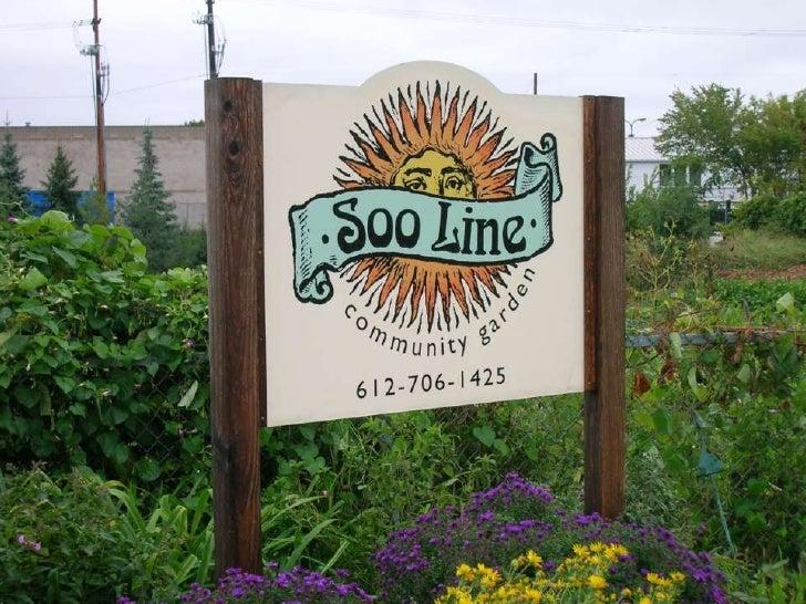 Soo Line Gardens