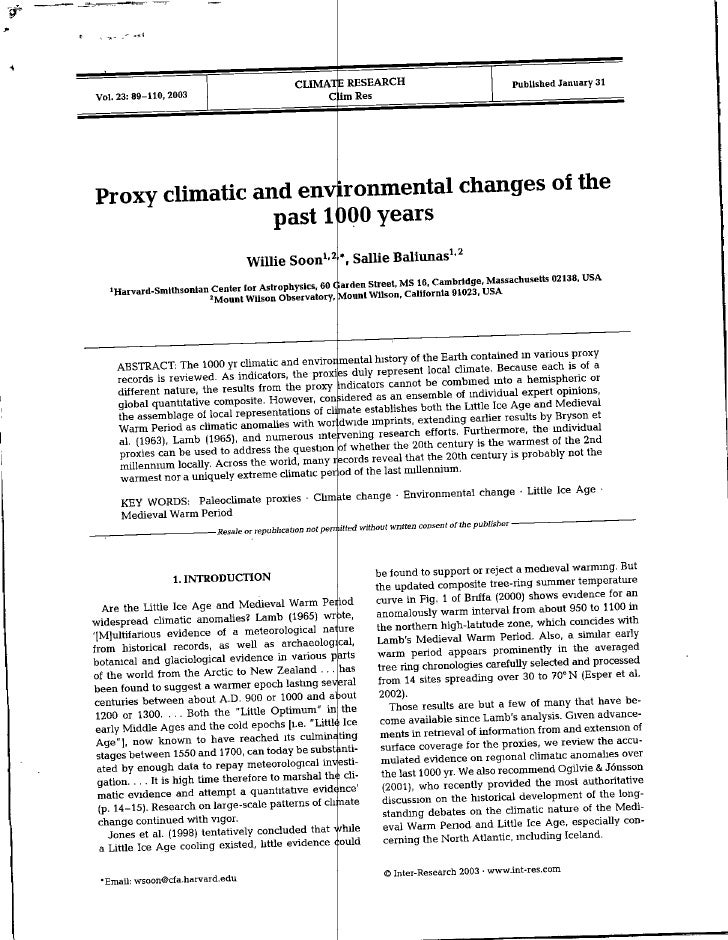 Published January 31                                                    CLIMAT RESEARCH                                   ...