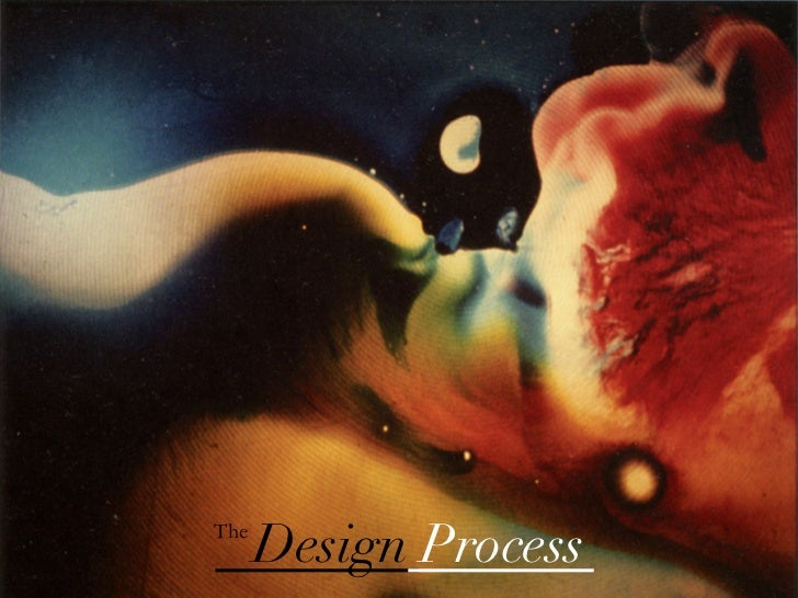 The Design Process Presentation - Systems Thinking