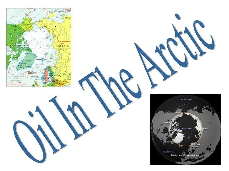 Oil In The Arctic