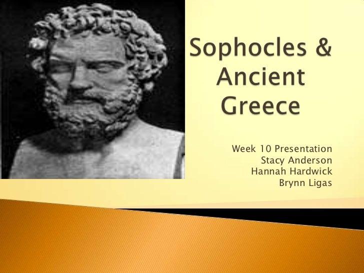 Week 10 Presentation     Stacy Anderson   Hannah Hardwick         Brynn Ligas