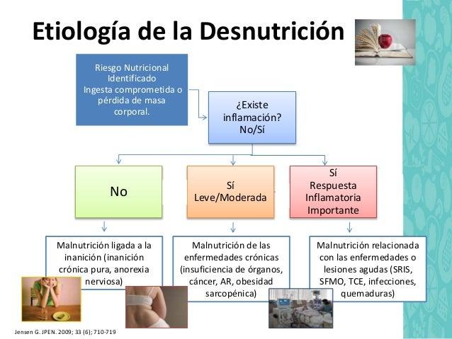 Soporte nutricional en el hospitalizado