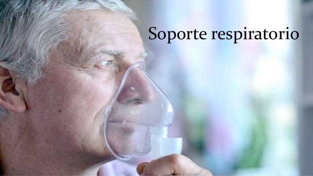 Soporte respiratorio