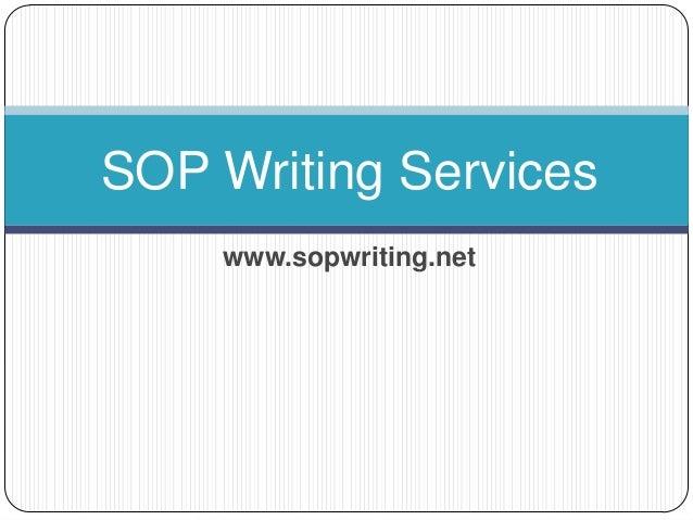 SOP Writing Services www.sopwriting.net