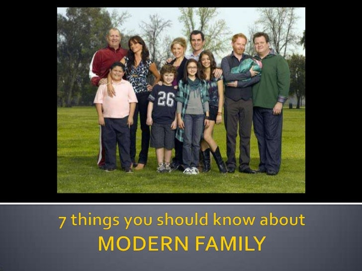 I love to watch Modern Family and laugh!