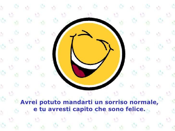 sorriso per te