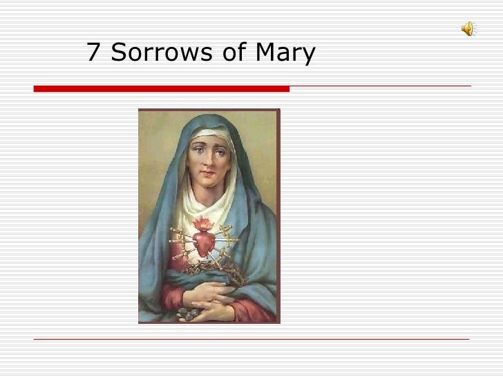 Sorrows and joys