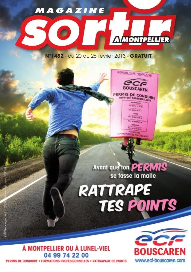 Sortir Montpellier du 20 au 26 fevrier