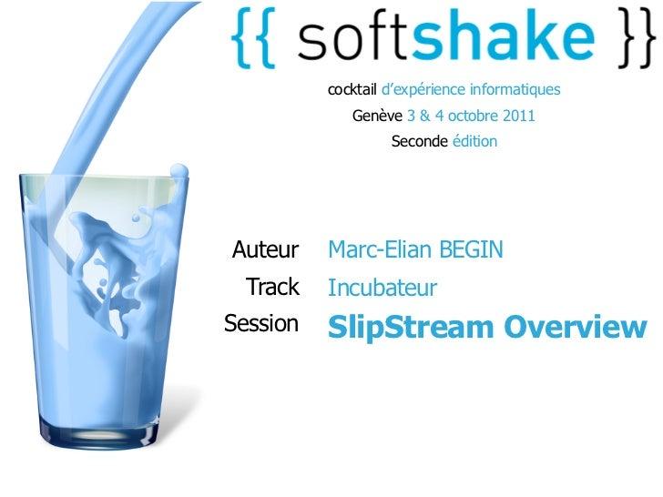 cocktail d'expérience informatiques             Genève 3 & 4 octobre 2011                   Seconde éditionAuteur    Marc-...