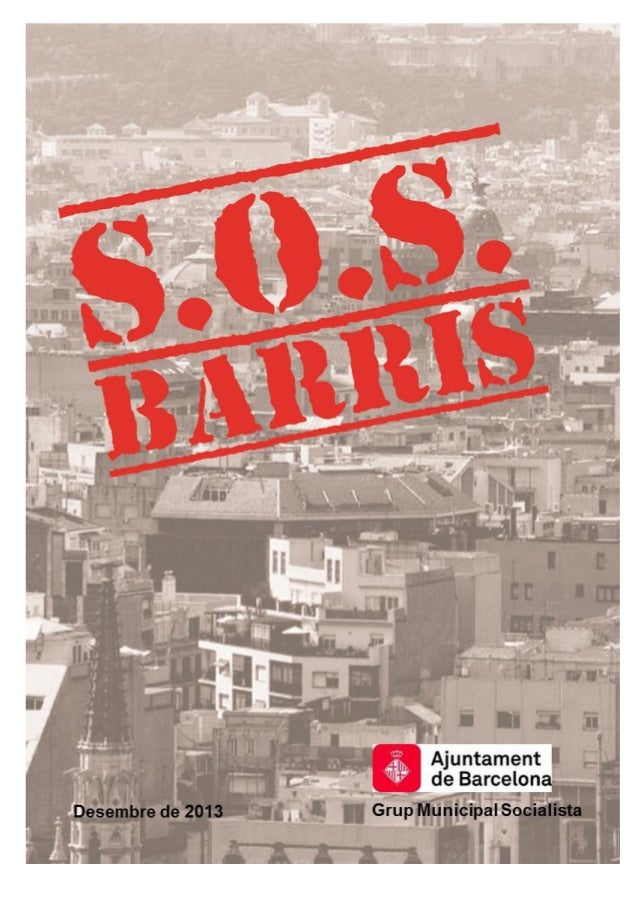 pscgrup@bcn.cat  Grup Municipal Socialista Pl. Sant Miquel, edif. Novíssim, 5a planta 08002 Barcelona T. 93 402 75 05 F. 9...