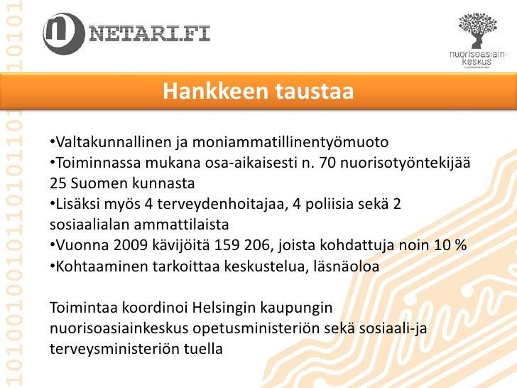 Sosiaalinen media Netarin toiminnassa<br />Marcus Lundqvist<br />Projektisuunnittelija<br />040-1597505<br />marcus.lundqv...