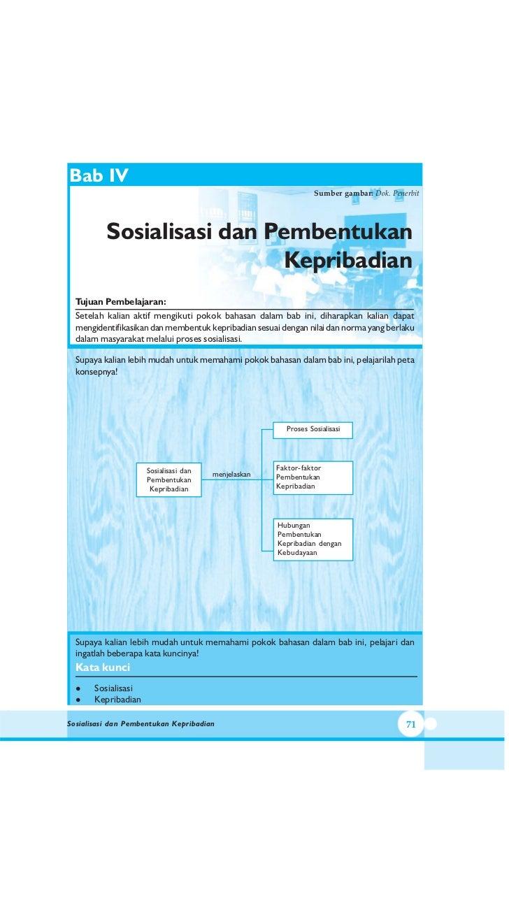 Bab IV                                                                  Sumber gambar: Dok. Penerbit          Sosialisasi ...